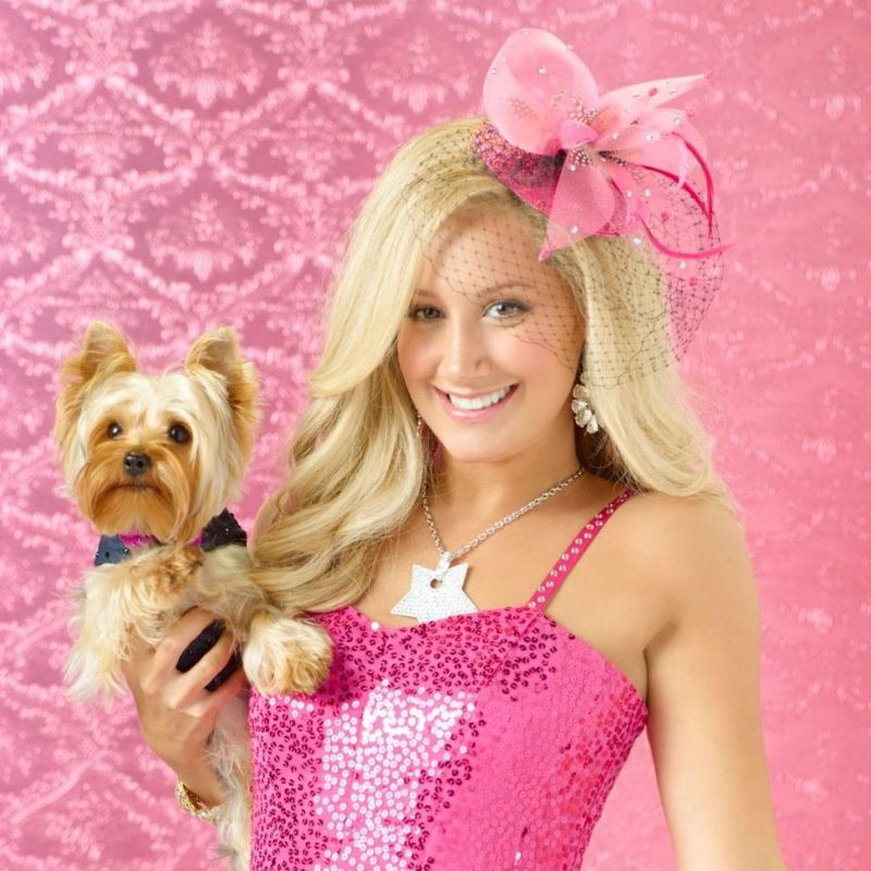 sharpay-evans-dog