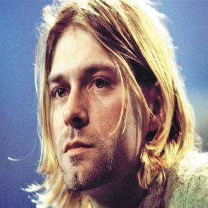 Τον Kurt Cobain από τους Nirvana